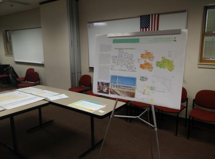 RTPO Public Participation Process – Open House Meetings