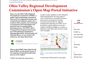 OVRDC Map Portal Featured in FHWA Newsletter!