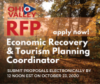 Request for Proposals (RFP) for Economic Recovery/Tourism Planning Coordinator