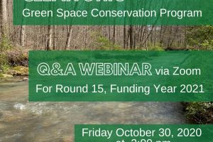 Clean Ohio Program Q&A Webinar – coming up!