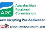 Now Accepting ARC Pre-Applications