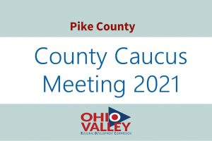 OVRDC Pike County Second Round Caucus Meeting