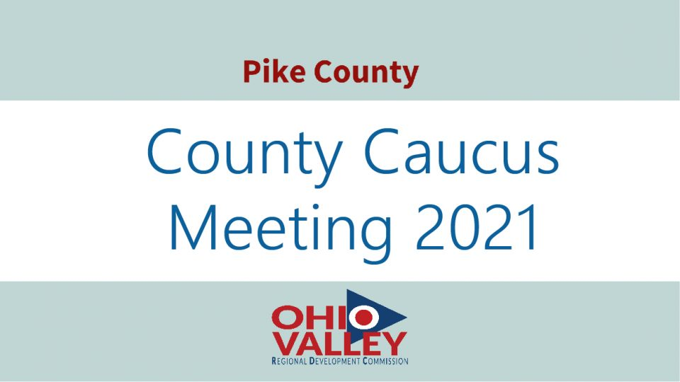 Pike County Caucus Meeting 2021