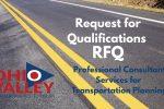 RFQ Professional Consultant Services