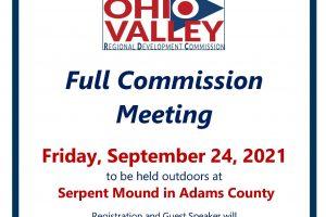 Fall 2021 Full Commission Meeting