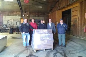 Press Release:  PPE Shipping Out to all OVRDC Counties