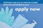 OVRDC Request for Proposal- Personal Protective Equipment