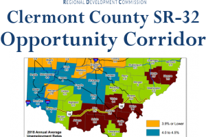 NEWS RELEASE: Clermont County Awarded $61.2 million from ODOT/TRAC to Improve SR-32 Opportunity Corridor Interchanges
