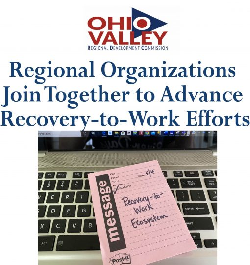 NEWS RELEASE: Regional Organizations Join Together to Advance Substance Use Disorder Recovery-to-Work Efforts