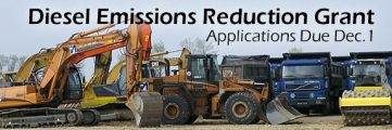 OEPA/ODOT Diesel Emission Reduction Grant Program 2015 Request for Proposals has Opened