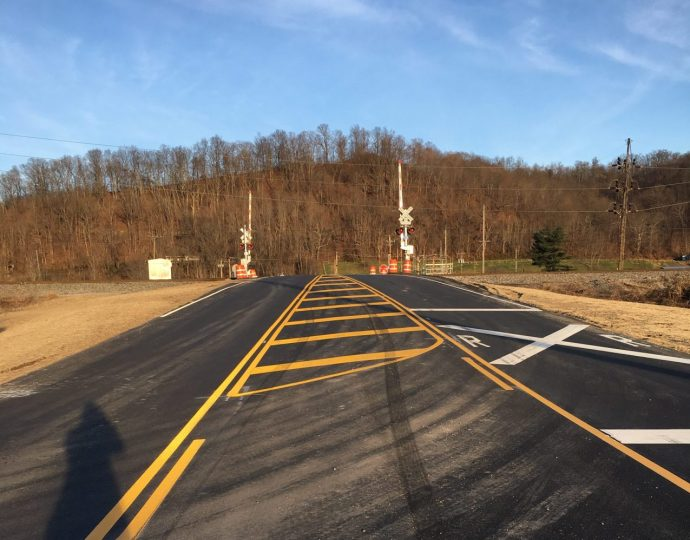 During FY16, the Governor's Office of Appalachia awarded $250,000 through the Area Development program to the Scioto County Commissioners for improvements to Haverhill-Ohio Furnace Road in the southeastern part of the county.    The $724,700 project was funded with matching dollars from a variety of partners. This project will make travel for employees and truck traffic safer and more efficient. It will also support the retention of 51 full-time jobs and the creation of an additional 30 full-time jobs.