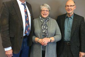Former OVRDC Members Visit OVRDC