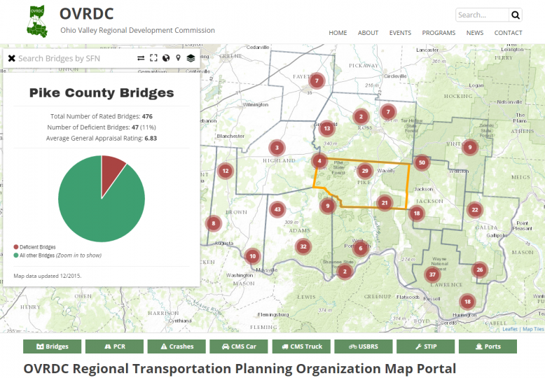 Map Portal Information