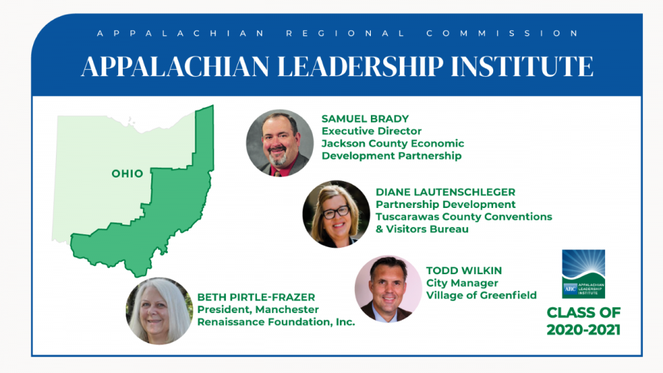 PRESS RELEASE:  ARC Announces Appalachian Leadership Institute Fellows