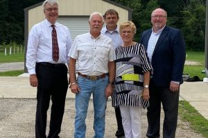 Gayle Manchin, ARC Federal Co-Chair Visits Our Region